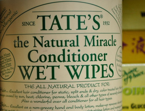 Clean Body, Clean Mind With Organic Wipes